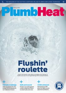 Flushin' roulette - Plumbheat Winter 2019-20 cover
